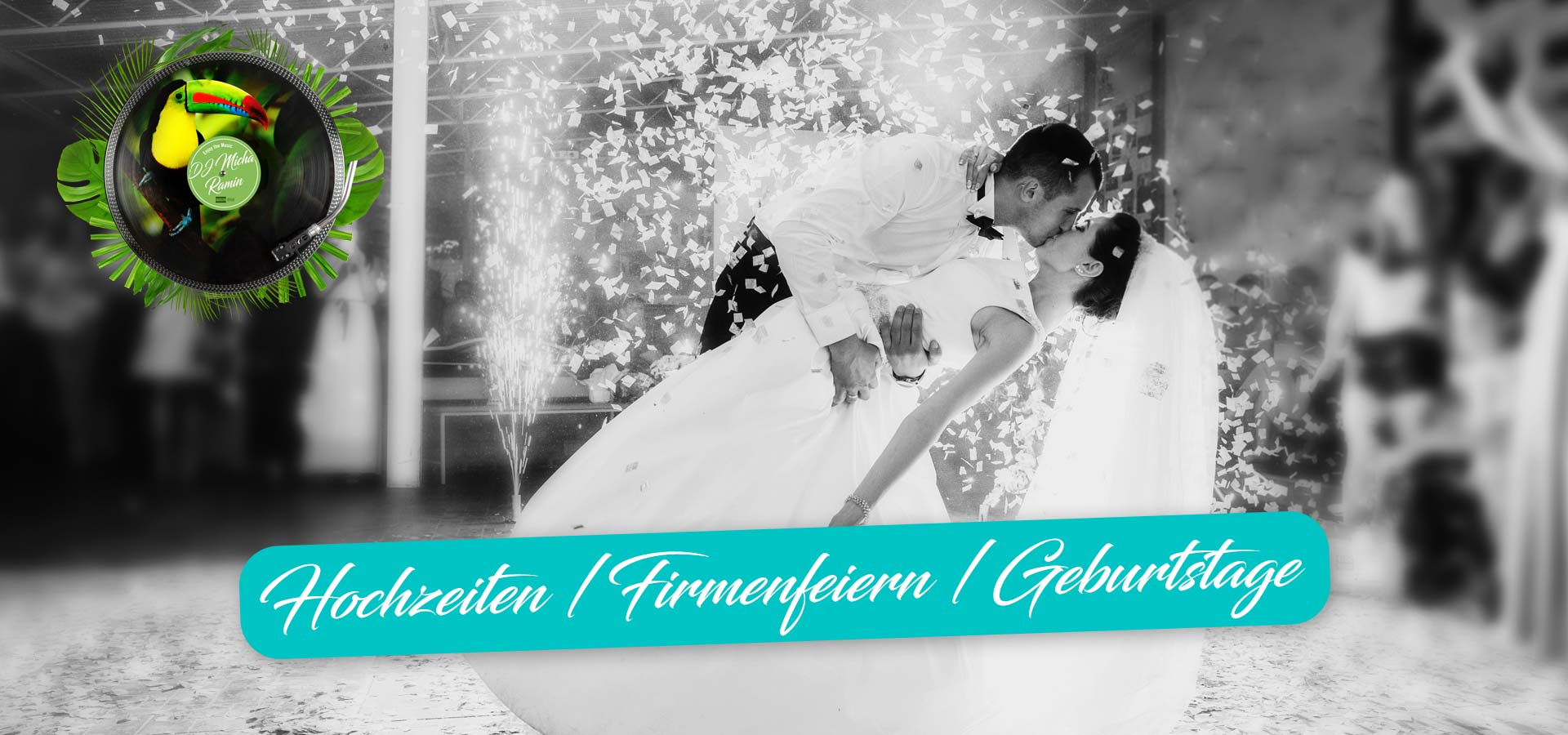 Dj Micha Ramin Ihr Mobiler Dj Berlin Hochzeit Events